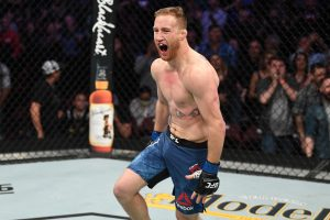 One Round Rundown: Why is Justin Gaethje avoiding a major part of his arsenal?