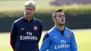 'We disagreed a few times' – Wilshere says Wenger didn't play him in preferred position at Arsenal