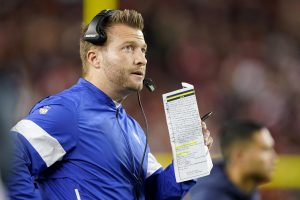 Arsenal manager Mikel Arteta reached out to Sean McVay to share ideas during coronavirus pandemic