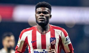 Arsenal identify Thomas Partey transfer alternative with talks already underway