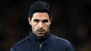 Arteta will have final say on transfers at Arsenal & admits he has little margin for error