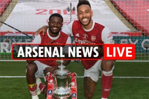 2pm Arsenal transfer news LIVE: Willian LATEST, Gabriel Magalhaes deal 'next week', Coutinho and Aubameyang UPDATES