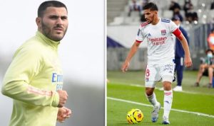 Arsenal willing to sell three first-team stars to make room for Houssem Aouar transfer