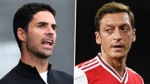 'More complicated with Emery and Arteta' – 'Maestro' Ozil backed by ex-Arsenal captain Koscielny