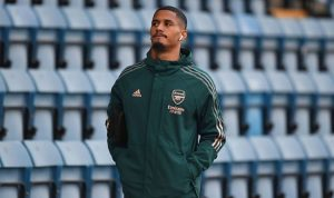 Arsenal 'close' to agreement as William Saliba's exit plan confirmed by ex-teammate