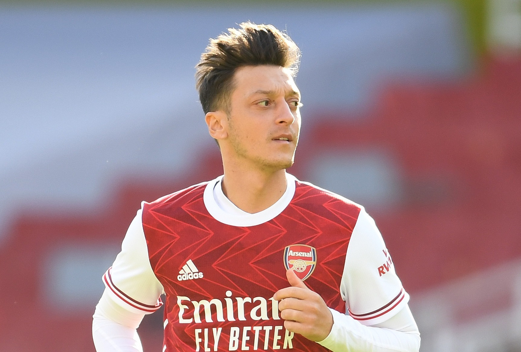 Mesut Ozil's Arsenal career may finally come to an end next month