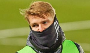 Martin Odegaard's Arsenal shirt number teased ahead of Premier League transfer