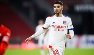 Arsenal suffer Houssem Aouar transfer blow as Juventus 'open talks' with Lyon over switch
