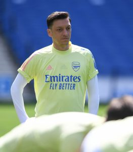 Mesut Ozil's Arsenal future to be decided in matter of days with outcast 'set to wear No67 shirt at Fenerbahce'