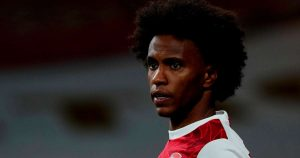 Willian explains Arsenal struggles after crossing London from Chelsea