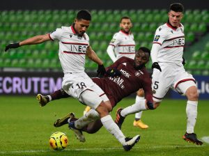 Arsenal outcast William Saliba shows Gunners what they're missing after winning Man of the Match in second game for Nice