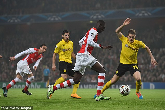 Arsenal never unlocked the striker's early potential, but he will now hope to get back on track