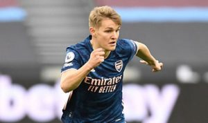 Martin Odegaard's private Arsenal admission could give rivals transfer chance