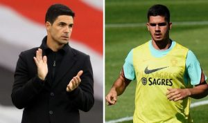 Four strikers Arsenal could turn to after 'missing out' on Andre Silva transfer