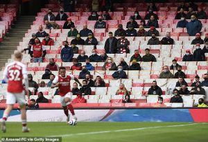 SPORTS AGENDA: Arsenal supporters left furious at season ticket price-freeze