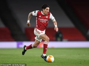 Hector Bellerin 'ready to leave Arsenal this summer after decade-long stay in north London'