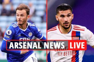 Arsenal transfer news LIVE: Maddison interest ramps up, Arteta's MAJOR clearout, fans rally round England ace Saka