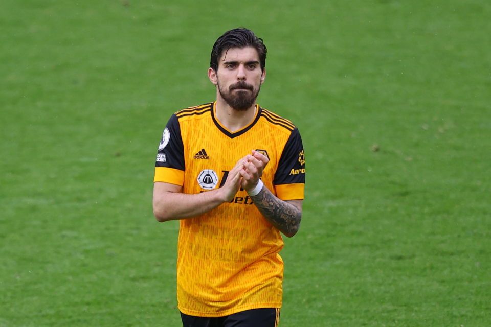 Neves is valued at around £35million by Wolves