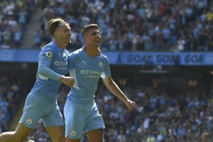 EPL: Man City routs Arsenal 5-0; Liverpool, Chelsea draw 1-1